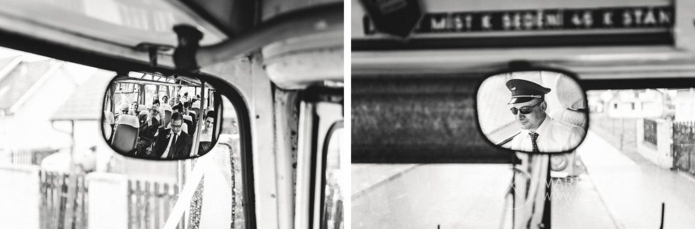 portret-ve-zpetnem-zrcatku-ve-svatebnim-autobusu