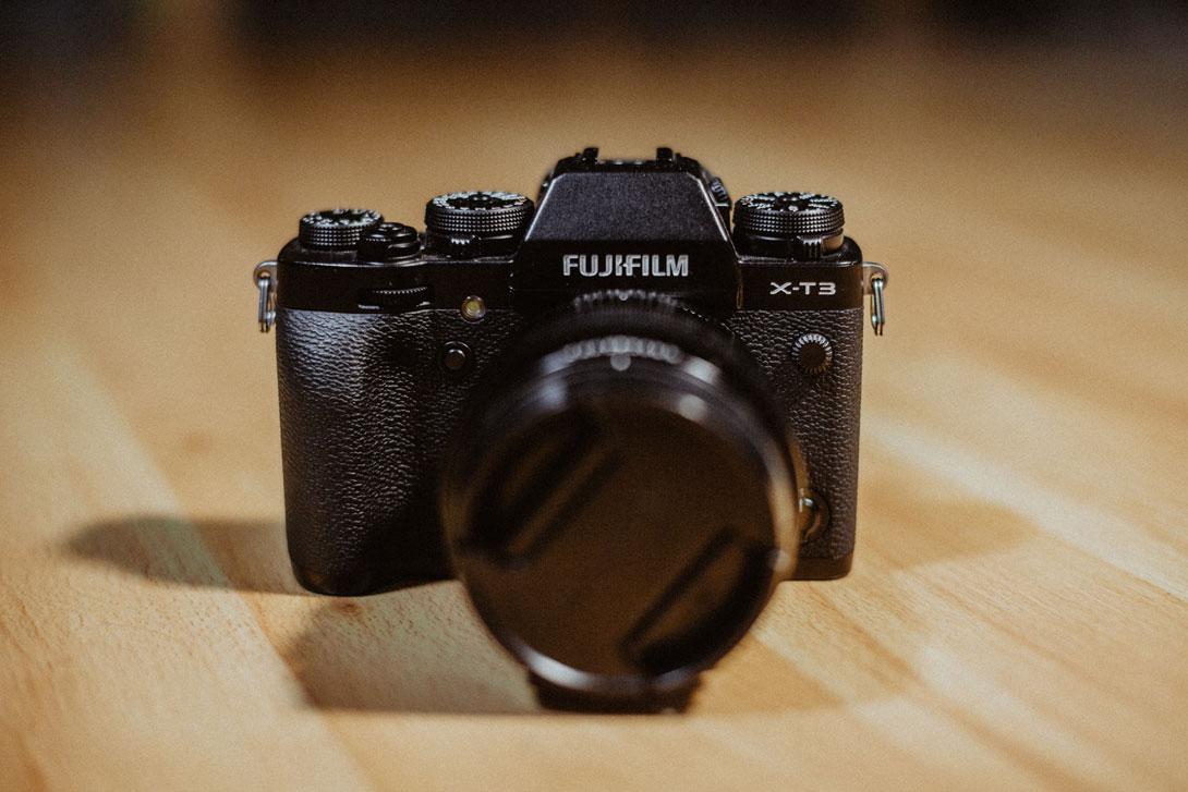 Fotoaparát Fujiiflm X-T3