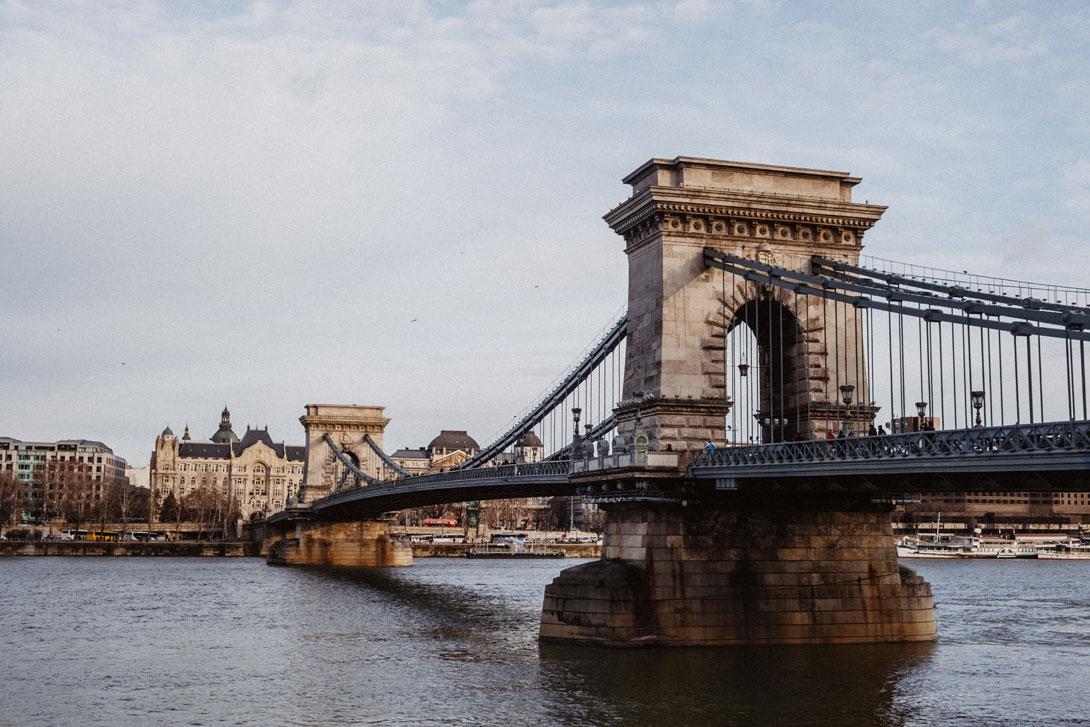 Most v Budapešti - Fujifilm X-T3 + Fujifilm XF 18-55/2.8-4