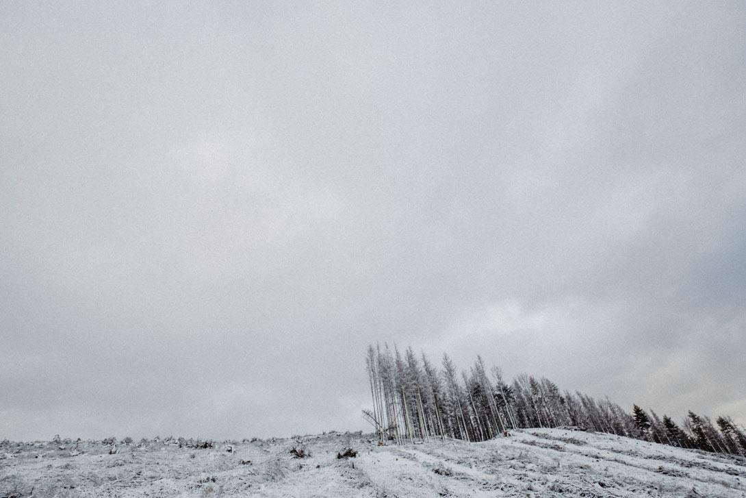 Fujifilm X-T3 můžete brát i do opravdové zimy, sneze totiž i mráz